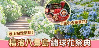 橫濱八景島繡球花祭典