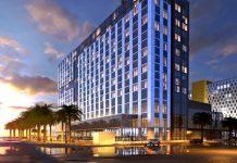 Hilton平酒店-190605
