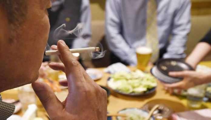 日本「拒吸二手煙條款」4月正式上路-1-6