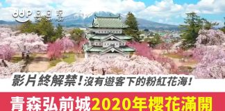 青森縣櫻花2020-4