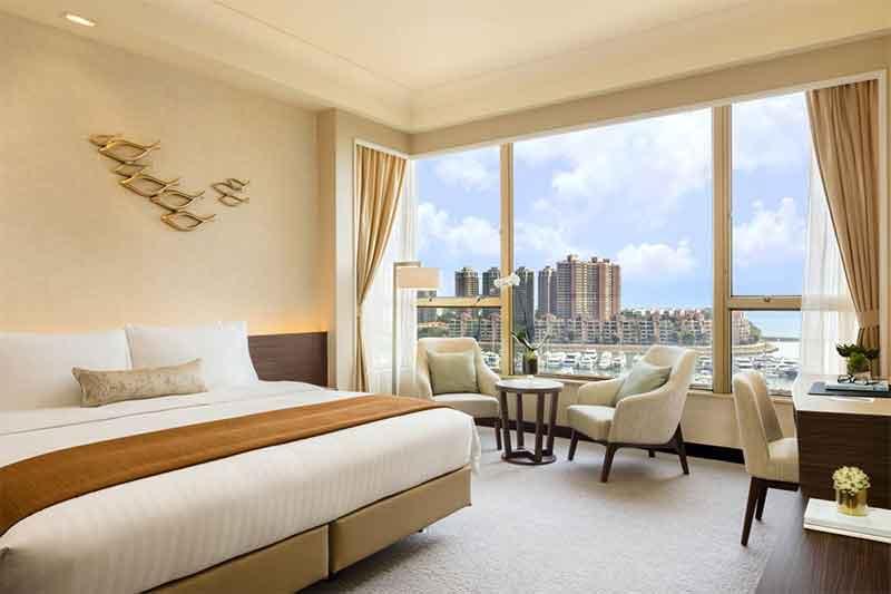 香港黃金海岸酒店 海景度假住宿套票-1