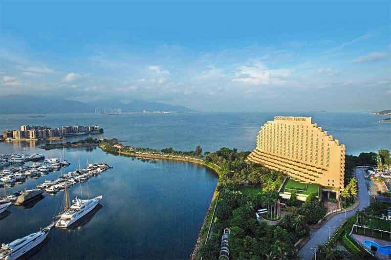 香港黃金海岸酒店 海景度假住宿套票-3