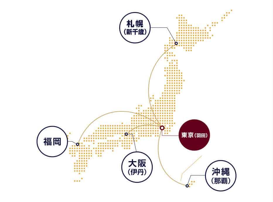 JAL DREAM EXPRESS FANTASIA 80-5