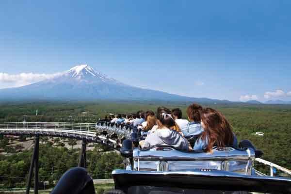 富士急樂園「FUJIYAMA塔」-1