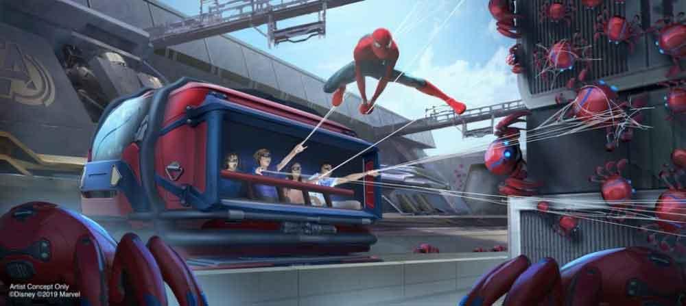 復仇者校園 Avengers Campus-6