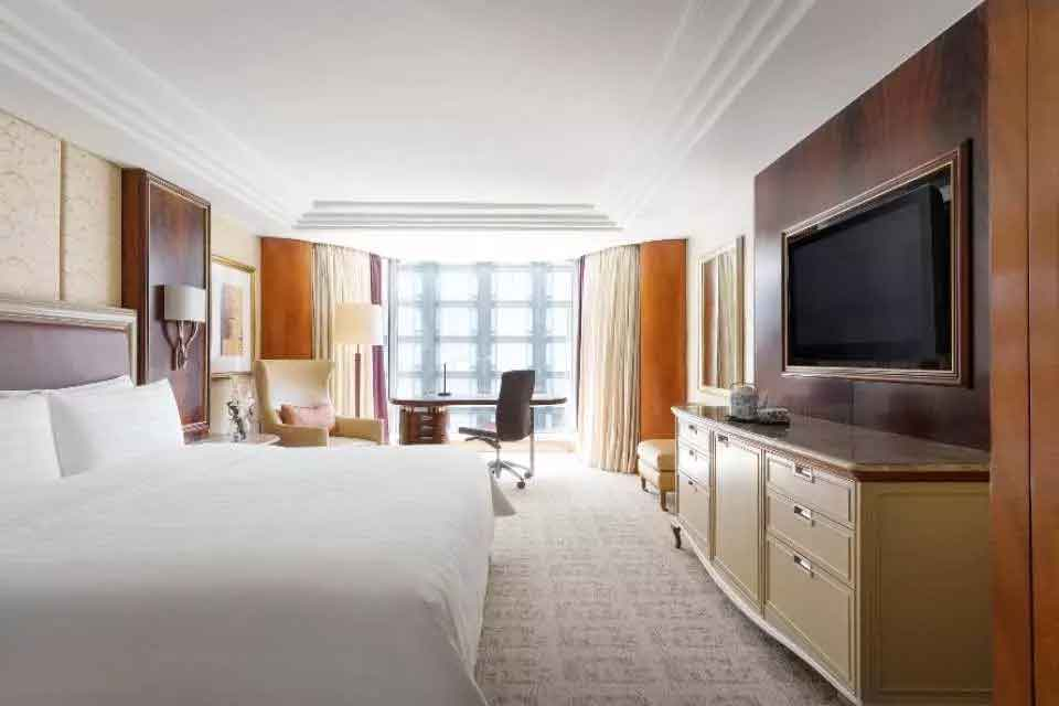 九龍香格里拉大酒店「5星級住宿Staycation」-5