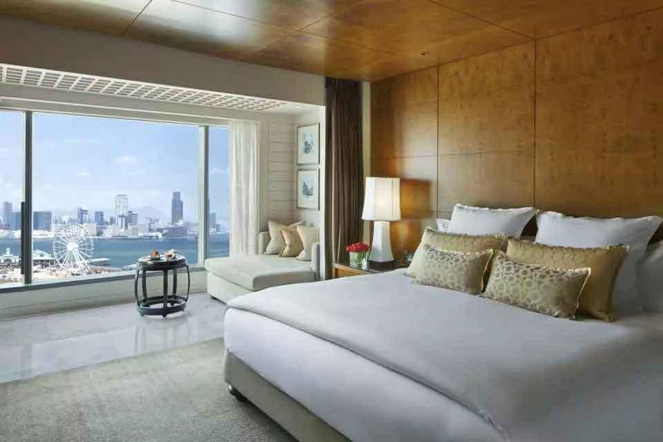 香港文華東方酒店-1
